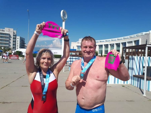 SWIMSTAR ONE MILE SOCHI 2019