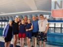 Чемпионат Юга России по плаванию в категории Мастерс Кропоткин