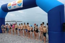 День пловца в Сочи 2019