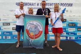 Чемпионат и первенство России по плаванию на открытой воде 2018 c. Сукко