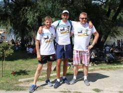 Пливачки маратон Трстеник на Морави 2016
