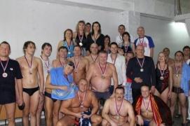 Открытый турнир по плаванию на приз Хариса Юничева 2011