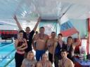 Серебрянный кубок Катрана на Чемпионате Юга России