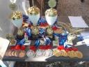 9 Чемпионат города Сочи на открытой воде в категории Мастерс на озере Волковское