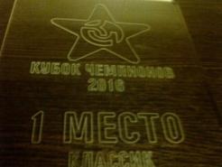 """""""Кубок Чемпионов"""" 2016 г."""