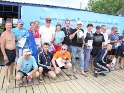 Чемпионат России на открытой воде 2017