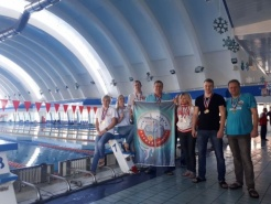 Серебряный Кубок Катрана на Чемпионате Кубани